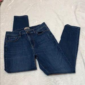 Modern skinny jeans , Loft jeans 8